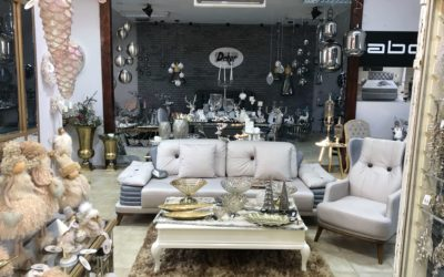 Christmas 2020 showroom
